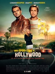 Once Upon a Time... in Hollywood / Quentin Tarantino, réal.  | Tarantino , Quentin . Scénariste