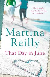 That day in June / Martina Reilly | Reilly, Martina. Auteur